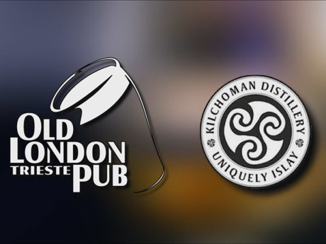 European Tour Kilchoman – Italy, Trieste – Old London Pub